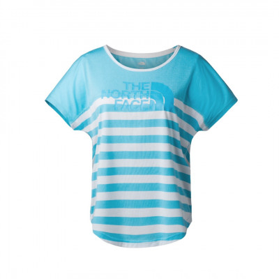 WOMEN'S D3 STRIPE TEE