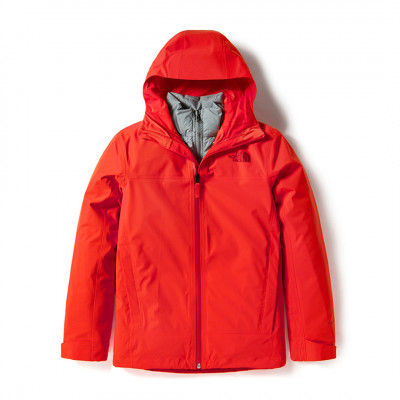 The North Face Womens 4NAHUX8 Women'S Mountain Light Futurelight Triclimate Jacket Apparel
