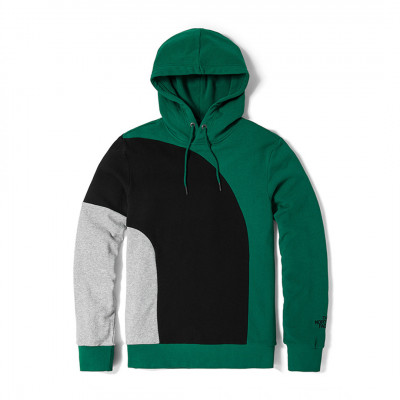 The North Face Mens 4NERNL1 Luminous Flux Pullover Hoodie Apparel