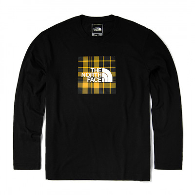 The North Face Mens 4NEWJK3 Men'S L/S Updated Clean Ascent Tee Apparel